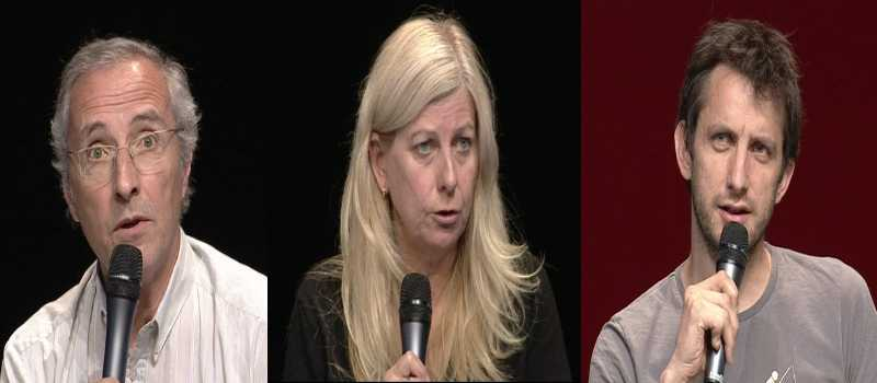 Discours en vidéo (5): Bruno Tardieu, Mamie Hutt-Temoana et Manu Bodinier